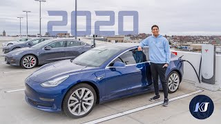 10 Reasons to Buy a Tesla Model 3 in 2020