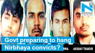 2012 Nirbhaya case convicts to be hanged on 16 December?..