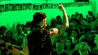 Scott Jeffers Traveler - Traveler (electric) - No Tomorrow - Live at the St. Patric's Day Fest, Austin, TX