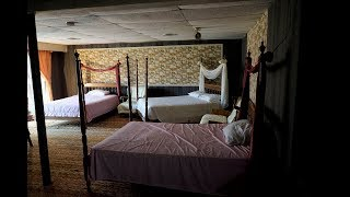 #129 ABANDONED 1970s UNTOUCHED RESORT with CLASSIC CARS!! Part 1 of 2