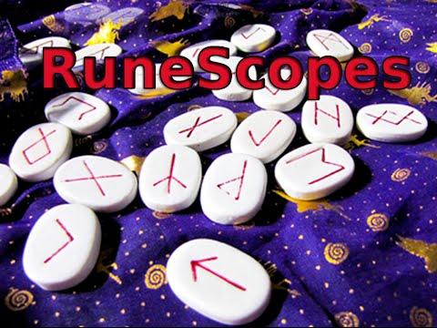 Pisces October 2014 RUNESCOPE
