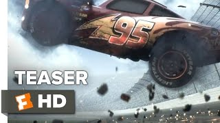 Cars 3 (2017) Teaser Trailer – Disney Pixar Movie