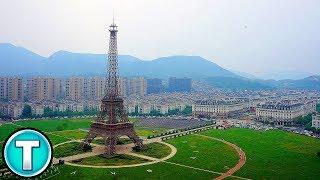 China's Fake Eiffel Tower