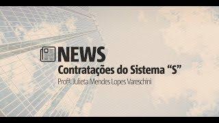 Alteração de Contratos | Contratações no Sistema S