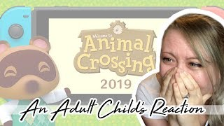 Cause I am an Adult Child | | Animal Crossing Switch Reaction