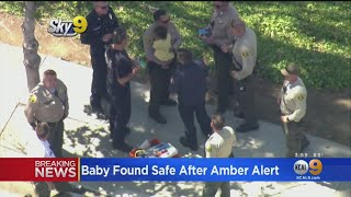 Good Samaritan Finds Jeep After Amber Alert