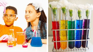 12 Crazy Cool DIY Science Experiments!   Easy and Fun Activities by Blossom