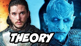Game Of Thrones Season 7 Night King Endgame Theory -