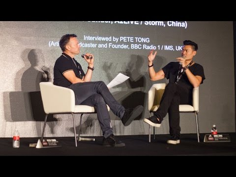 IMS Asia-Pacific 2016: Keynote Interview - Eric Zho