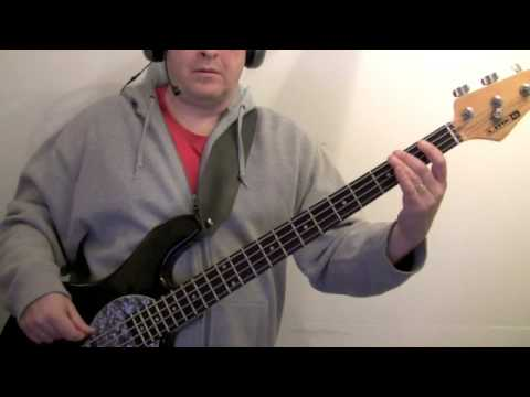how to play bass for beginners - let's dance