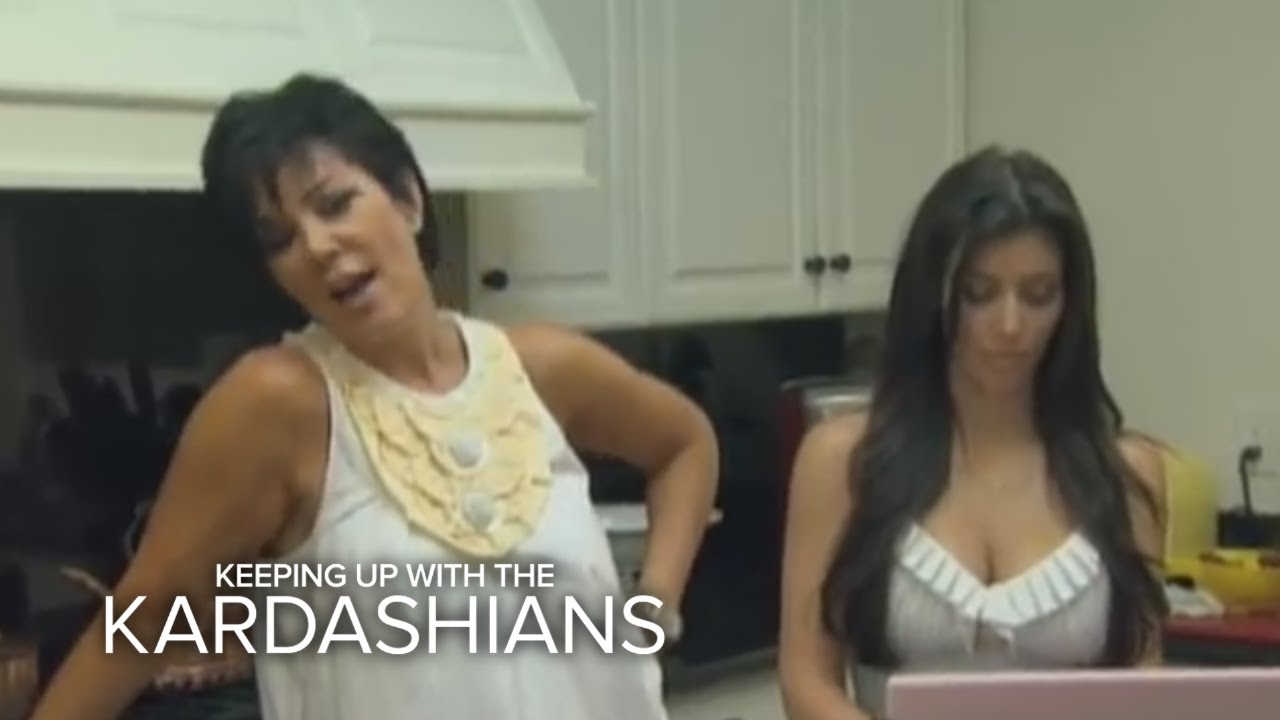 Jail Time | Keeping Up With the Kardashians | E! - YouTube
