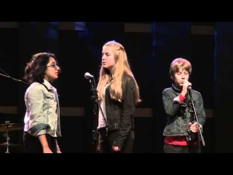 MTC Great Valley A Cappella at World Cafe Live - Ain't It Fun by Paramore