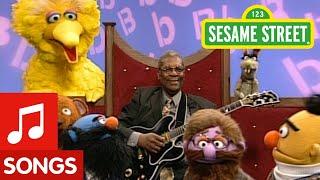 Sesame Street: B. B. King: The Letter B