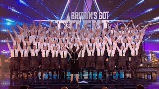 Presentation School Choir - Britain's Got Talent 2016 Audition week 3