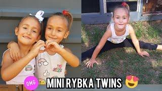Meet the mini rybka twins! !!