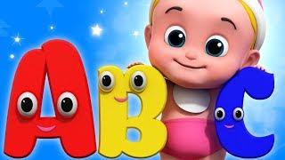 ABC Song | Nursery Rhymes & Kids Songs | Cartoon Videos for Children
