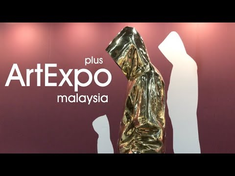 2,000 Art Pieces Exposed @ 2017 ART EXPO Malaysia Plus