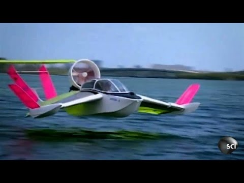 Hovercraft Meets Aircraft | World's Strangest - Science Channel  - svvfzETPmNg -