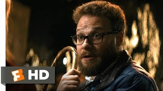 The Night Before (8/10) Movie CLIP - The Talking Nativity (2015) HD