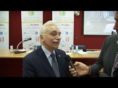 A. Αυγερινός στην ημερίδα του ΣΑΦΕΕ για τα οικονομικά της υγείας