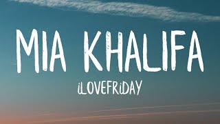 iLOVEFRiDAY - MiA KHALiFA (Lyrics)