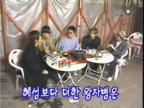 Shinhwa 5thJIB Tent Games [ENGSUB]