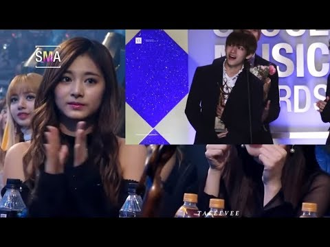 BTS Taehyung ♡ TWICE Tzuyu Cute Moments 3 │TaeTzu is real