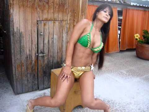 JOHANNA MALDONADO CHICA CALIACTIVA ABRIL 2011 - YouTube  JOHANNA MALDONA...