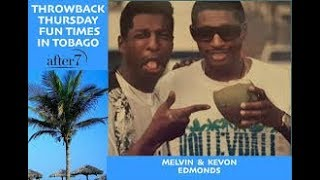 Melvin Edmonds (Baby Face Brother)