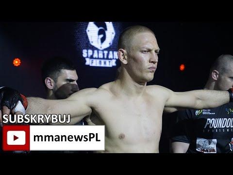 Spartan Fight 7: Oskar Piechota znokautował Sergio Souzę w 36 sekund (+wywiad)