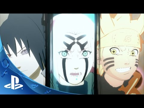 NARUTO SHIPPUDEN ULTIMATE NINJA STORM 4 Video Screenshot 1