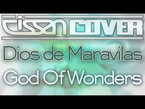 Dios de Maravillas (God of Wonders) - Third Day Cover