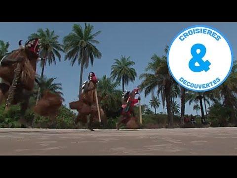 Africa Queen - Croisière à la découverte du monde - Archipel des Bijagos - Documentaire