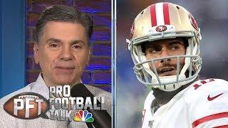 Super Bowl 2020: Jimmy Garoppolo or Patrick Mahomes overwhelmed? | Pro Football Talk | NBC Sports