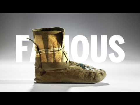 Video: The BATA SHOE MUSEUM Celebrates Extraordinary Canadians in New Exhibition.  Opens May 18, 2017 and runs until December 31, 2017.