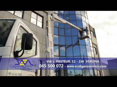 Noleggio piattaforme aeree: la tua compagna ideale è Scaligera Service!
