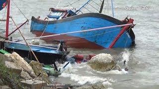 Tin Bão Số 2: Cập nhật thông tin mưa lũ tại một số tỉnh miền Trung