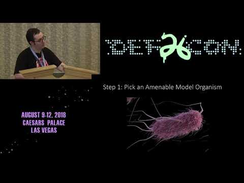 DNA Encryption Bioencryption to Store Secrets - John Dunlap