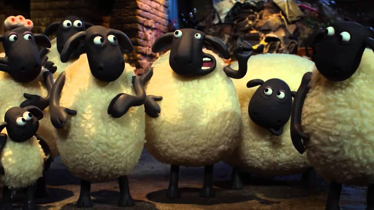 Овцата Шон  (2015) Трейлър