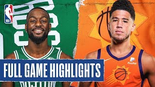 CELTICS at SUNS | FULL GAME HIGHLIGHTS | November 18, 2019