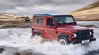 land rover defender classic