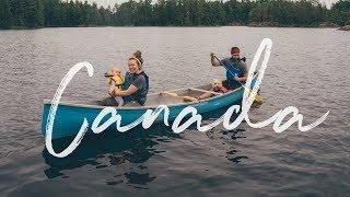 Canada's NEW National Park | Family Travel Vlog