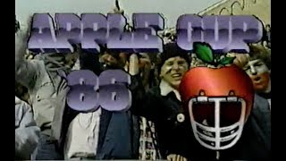 1986 Apple Cup
