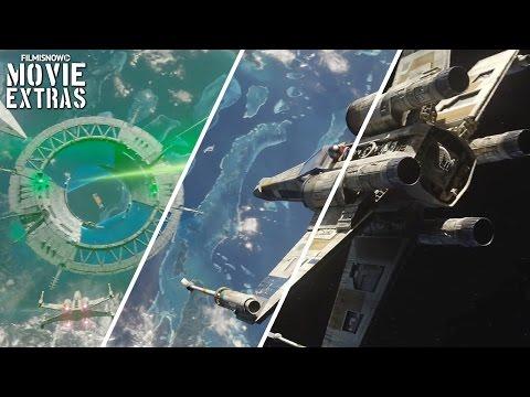 Vizuálne efekty - Star Wars Rogue One