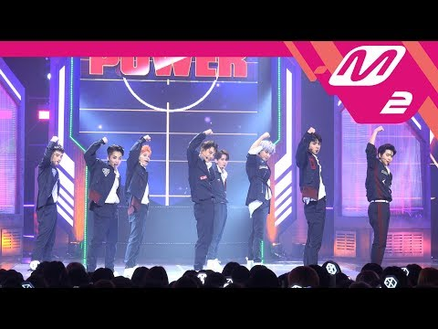 [MPD직캠] 엑소 직캠 4K 'Power' (EXO FanCam) | @MCOUNTDOWN_2017.9.7