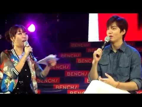 [HD] Lee MinHo Live in Manila: Learning the Language (Korean,Tagalog,English)