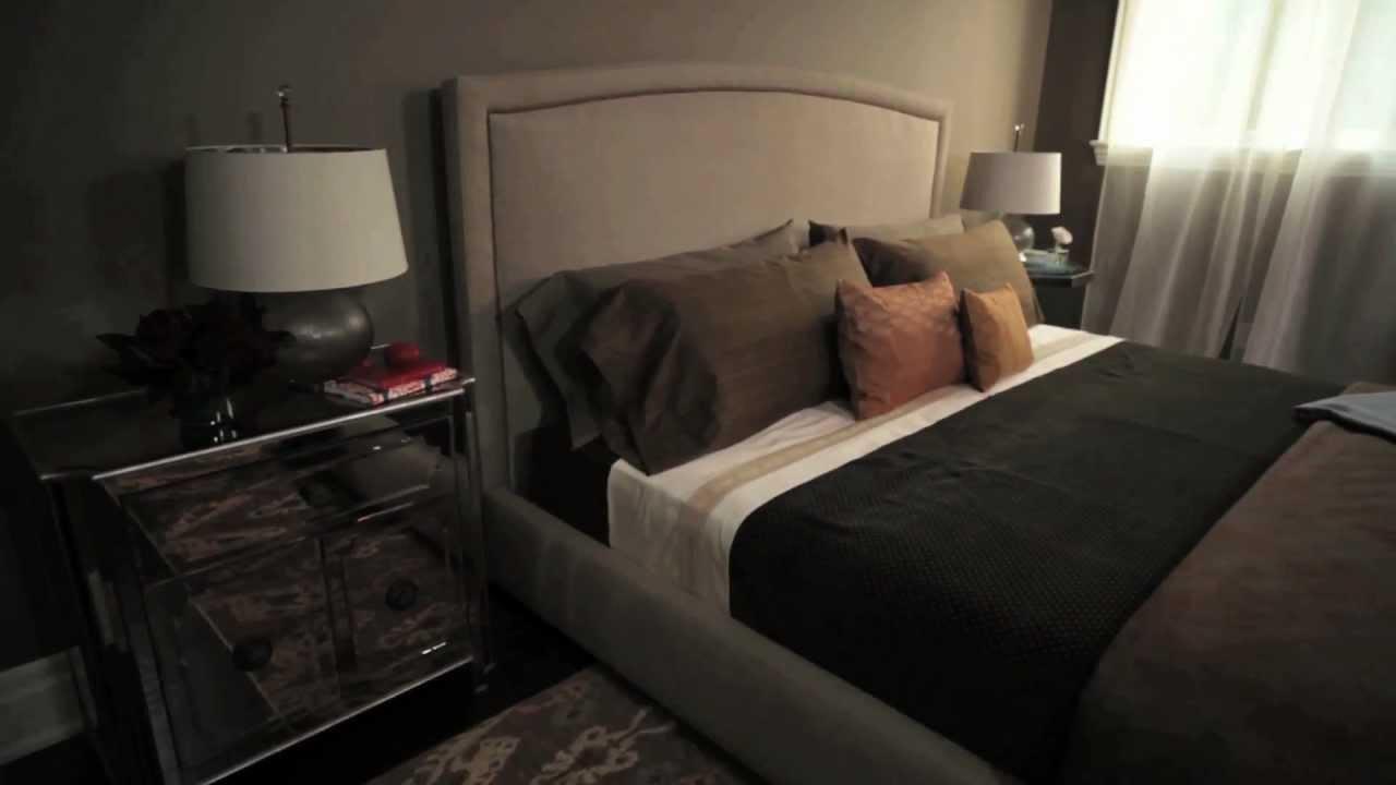 couleurs tendance 2012 benjamin moore chambre youtube. Black Bedroom Furniture Sets. Home Design Ideas