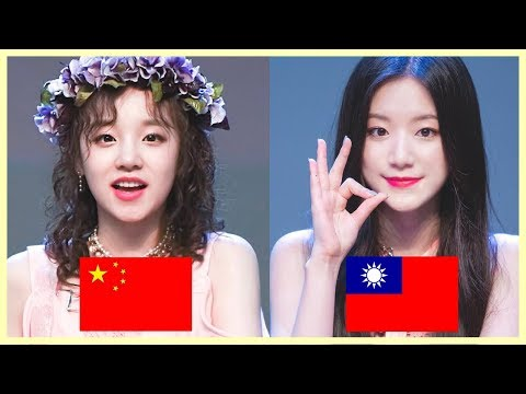 K-Netizens Are In Love With (G)I-DLE's Killer Visuals From China and Taiwan