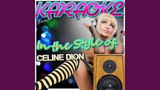 The Prayer (In the Style of Celine Dion) (Karaoke Version)
