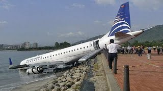 10 Most Amazing Emergency Landings